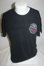 Dr. McGillicuddy's  New Jersey Only the Strong Survive Black T Shirt Size Large