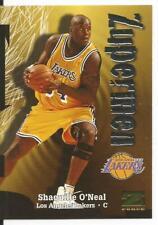 1997-98 Skybox Z-Force Shaquille O'Neal Zupermen Card #196 Mint