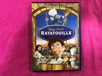 RATATOULLE DVD WALT DISNEY PIXAR