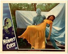 The Mummy's Curse 1945  Lobby Card