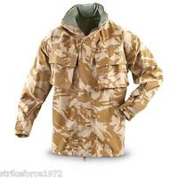 NEW - Army Issue DESERT Camo Goretex Waterproof Jacket - Size 190/112