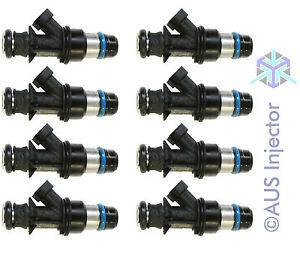 [10006-8] Set of 8 Fuel Injectors BUICK CADILLAC CHEVROLET GMC HUMMER ISUZU AM