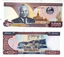 LAOS LAO Billet 5000 KIP 2003 P34 NEUF UNC