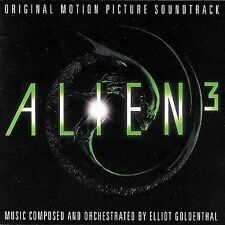 Alien 3 - Elliott Goldenthal   OUT OF PRINT!!!