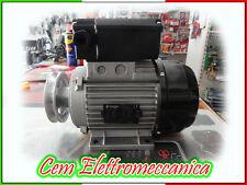 MOTORE ELETTRICO MONOFASE HP 3 KW 2,2 PER COMPRESSORE MEC 80 CON PULEGGIA 108