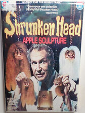 "Shrunken Head Game Box 2"" x 3"" MAGNET Refrigerator Locker Retro Vincent Price"