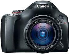 "Canon PowerShot Digital Camera SX40 HS 12.1 MP 2.7"" Screen 35x Optical Zoom HD"