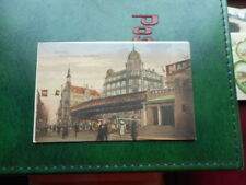 Markenlose Ansichtskarten aus Deutschland mit dem Thema Eisenbahn & Bahnhof