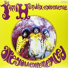 JIMI HENDRIX ARE YOU EXPERIENCED =US= LP VINYL 33RPM NEW