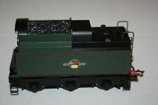 HORNBY MADE IN CHINA BR GREEN 4-6-2 REBUILT WEST COUNTRY CLASS LATE CREST TENDER