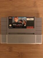 Home Alone 2: Lost in New York (1992) SNES Super Nintendo Great Condition