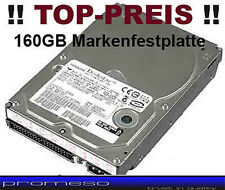 "160gb Disco Duro HDD 3,5"" hitachi ide, 160GB markenfestplatte"