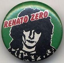Renato Zero Badge Button