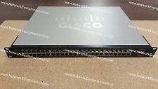 CISCO SLM2048 conmutador inteligente de 48 puertos Gigabit
