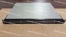 🔥 Cisco SLM2048 48-Port Gigabit Smart Switch 🔥