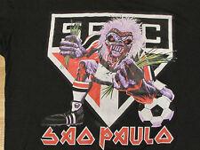 Rare Vintage Iron Maiden Sao Paula Soccer Concert Tour Eddie ONLY ONE ON EBAY