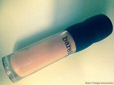bareMinerals 100% Natural Lip Gloss in SUGAR COOKIE Travel Size .08 fl oz NEW