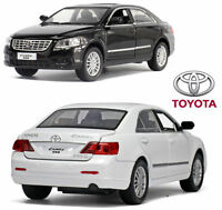 1:32 Licensed Toyota Camry Alloy Diecast Model Collection Decor Car Kids Boy Toy