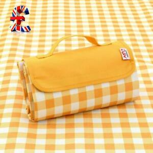 Quality Picnic Blanket Outdoor Beach Camping Mat Waterproof Sand Proof Portable