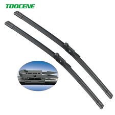 "Pair 28"" Front Windshield Wiper blades for Ford Edge 2015-2018 flat wiper blade"