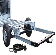 Anhängerkupplung für AHORN CAMP Wohnmobile inkl. Rahmenverlängerung/Elektrosatz