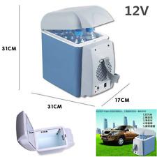 7.5L Fridge Portable Car Truck Travel Electric 12V Warmer Cooler Refrigerator