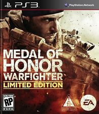 Medal of Honor: Warfighter - Limited Edition - Playstation 3 Game