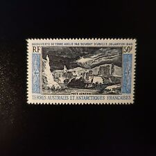 FRANCE TAAF POSTE AÉRIENNE PA N°8 TERRE ADELIE DUMONT D'URVILLE NEUF ** LUXE MNH