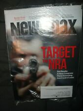 NEWSMAX Magazine Independent American March 2019 Target the NRA GUN Control Laws