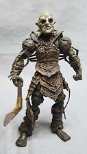 "Custom TOY BIZ Lord of the Rings RETURN of the KING GORBAG ORC 6"" Figure LOTR"