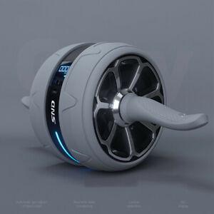 Smart Abdominal Wheel Crunches Automatically Rebound