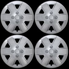 "04-16 FORD FOCUS 15"" Wheel Covers Rim Hub Caps Hubs 4 Lug Snap On FREE SHIPPING"
