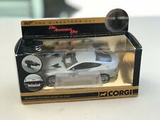 2007 Corgi James Bond - Aston Martin V12 Vanquish 1/36 diecast car