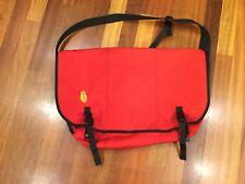 "Vintage Timbuk2 ""Classic"" Messenger Bag Size XL, Red"