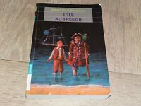 L'ILE AU TRESOR / ROBERT LOUIS STEVENSON