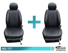 Mercedes E-Klasse W211 S211 Schonbezüge Sitzbezug Sitzbezüge 1+1 Kunstleder 777