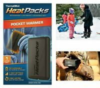 ThermaCELL HeatPacks Rechargeable Pocket Warmers LARGE Rechargeable Portable