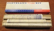 Cleveland SF-81 Thunderbolt, SF-84 Stuka, SF-43 O-38 Master Kits, 1934-44