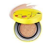 [Tonymoly] Pokemon Pikachu Mini Cover Cushion SPF50+ PA+++ (9g) (02 Warm Beige)