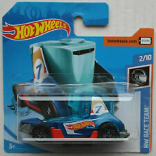 Hot Wheels Haul-O-Gram blau/rot HW Race Team Neu/OVP Race Truck LKW Motorsport