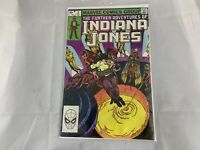 The Further Adventures of Indiana Jones Number 1 And 2  Marvel Comics 1982