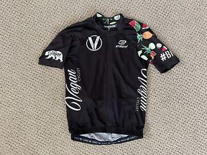 Rare Eliel Vegan Cyclist Cycling Jersey Men's XS