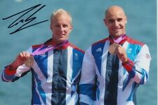 London 2012 Sports Memorabilia Useful Jon Schofield Hand Signed Great Britain Olympics 6x4 Photo 6.