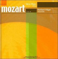 Mozart: Transcriptions for Violin & Cello, New Music