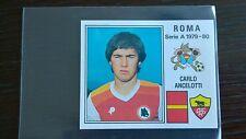 Carlo ANCELOTTI Rookie STICKER PANINI-CALCIATORI 1979-80 - COME NUOVO