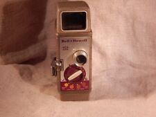 Vintage 8mm Bell & Howell 252 Movie Camera 1950s