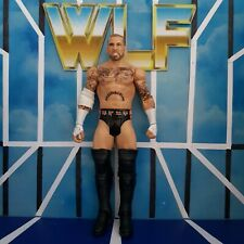 CM Punk - Basic Series 36 - WWE Mattel Wrestling Figure