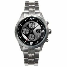 FILA Edelstahl Armbanduhren