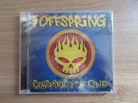 The Offspring – Conspiracy Of One Rare Korea CD SEALED NEW