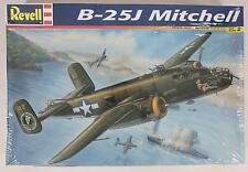 Revell 1999 85-5512 B-25J Mitchell 1:48 S Scale SEALED